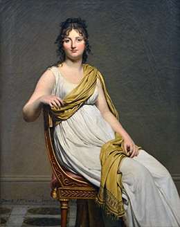 Louis David, Madame Raymond de Verninac